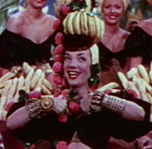 Carmen Miranda in The_Gang's All Here